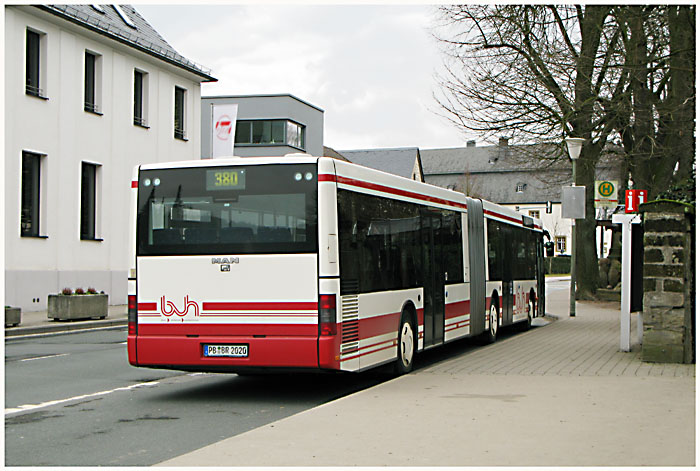 MAN-Gelenkbus