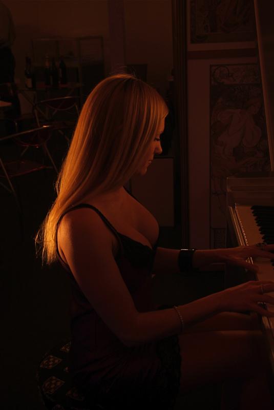 Man müßte Klavier spielen können .......