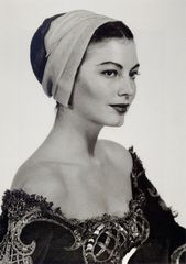 Man Ray - Ava Gardner, 1950