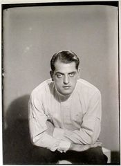 Man Ray - Luis Bunuel, 1929