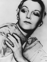 Man Ray - ritratto di Lee Miller, 1930