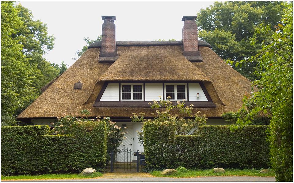 Man sollte ein Haus im Grünen wählen