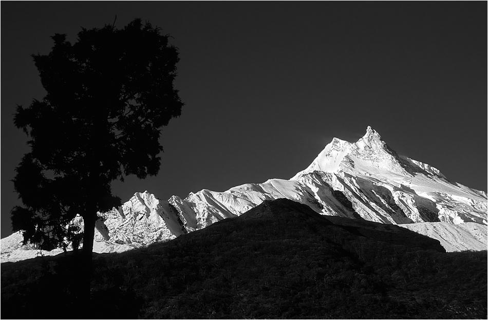 Manaslu 8163 m,