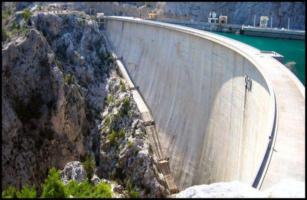 Manavgat Staudamm
