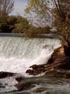 Manavgat- Wasserfall Türkei
