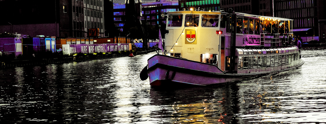 Manche Schiffe beachtet man gar nicht, manche wurden durch RTL bekannt
