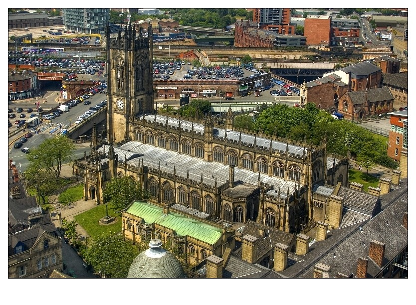 MANCHESTER CATEDRAL CHURCH