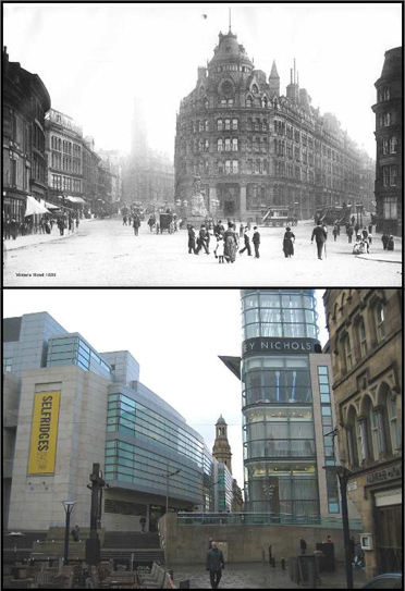 Manchester, New Cathedral Street