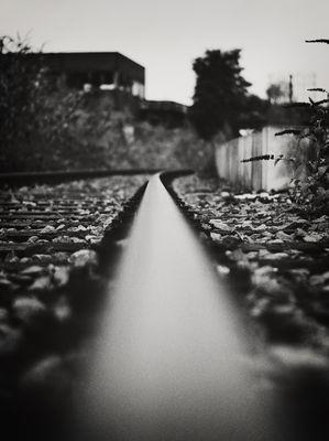 """.: Manchmal ist das Leben wie eine Zugfahrt.."""""""