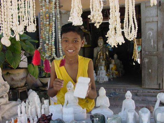 Mandalay Marble boy