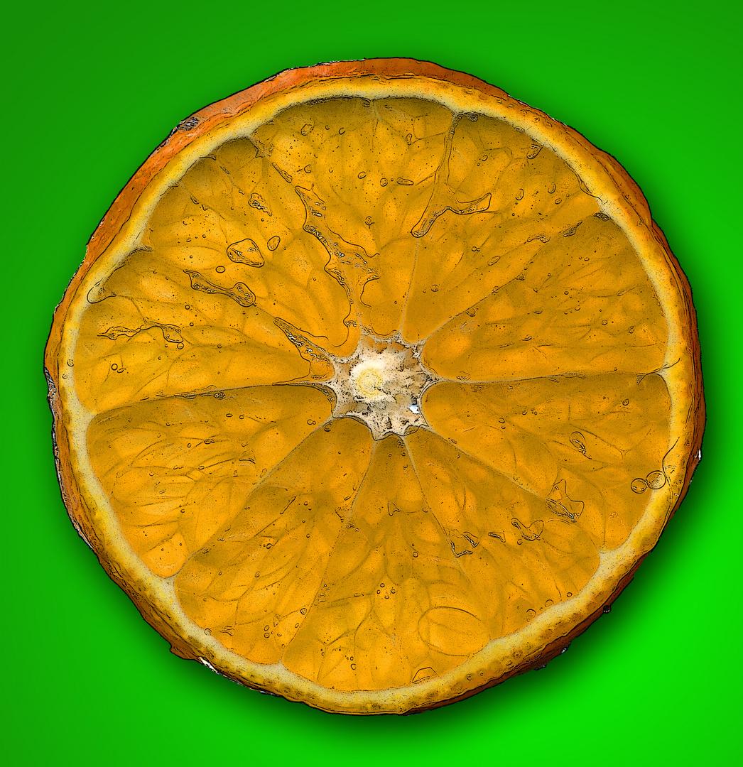 Mandarinenzeit