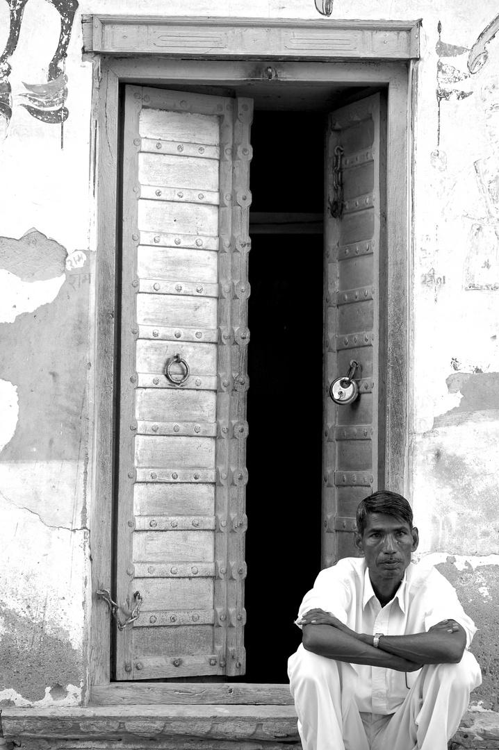 Mandawa, Indien