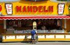 Mandeln....
