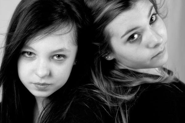 Mandy et Emily1