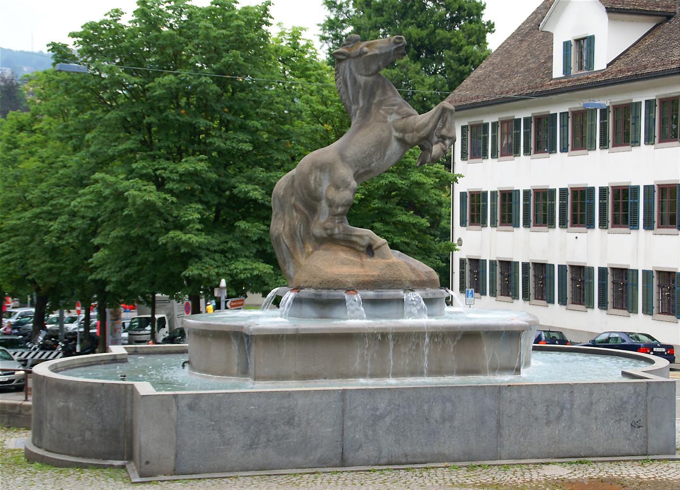 ..Manessebrunnen..