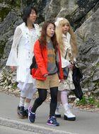 Manga-Fans zu Gast bei Ludwig II