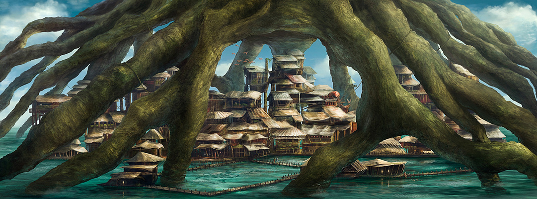 ~ Mangrove Village ~