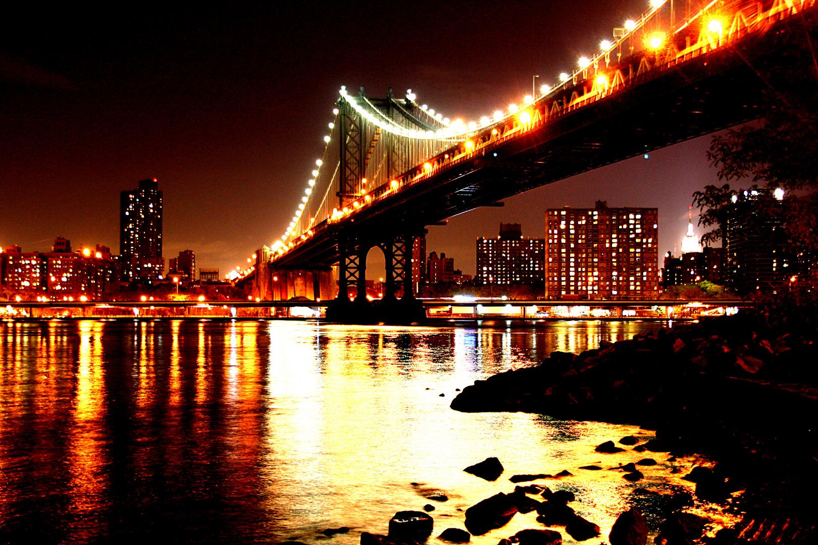 Manhattan Bridge - New York 2010