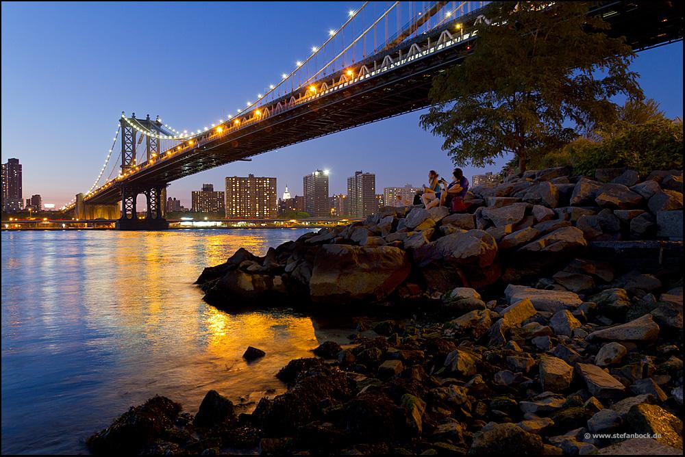 Manhattan Bridge, New York City Serie XXXVIII
