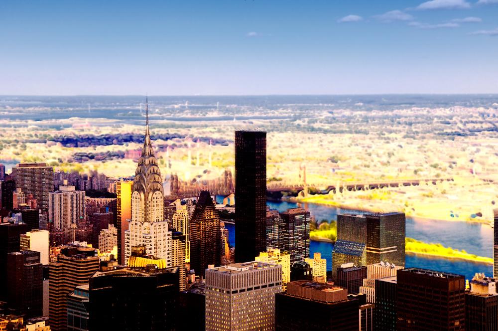 Manhattan - Crysler Building