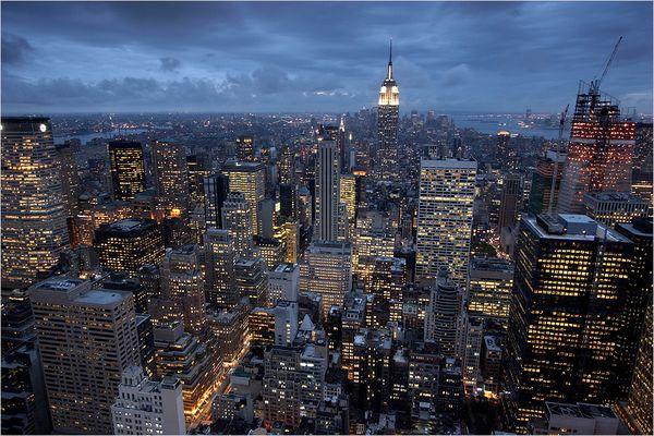 Manhattan Dawn 2