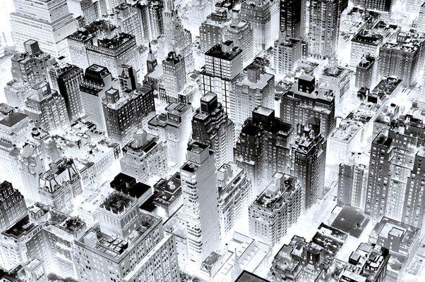 Manhattan Drawing