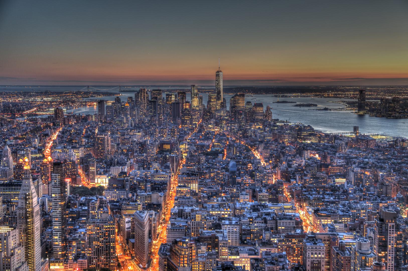 Manhattan - Empire
