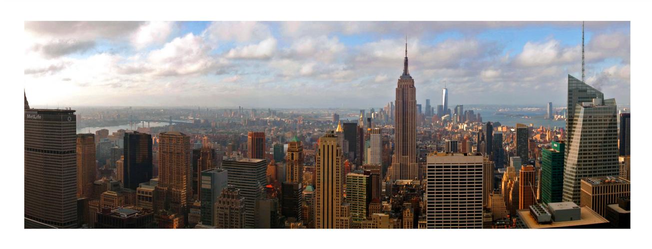 ...Manhattan...