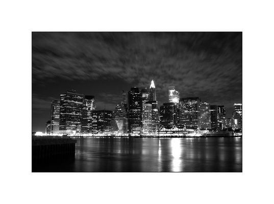 Manhattan January 1th 2009