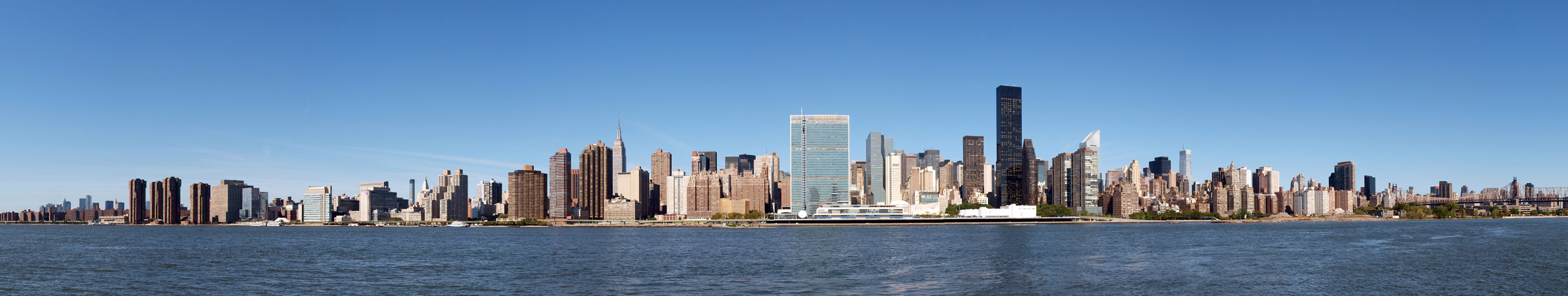 manhattan skyline foto bild north america united. Black Bedroom Furniture Sets. Home Design Ideas