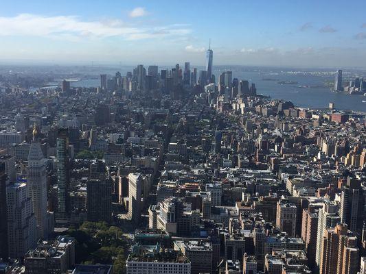 Manhattan South View