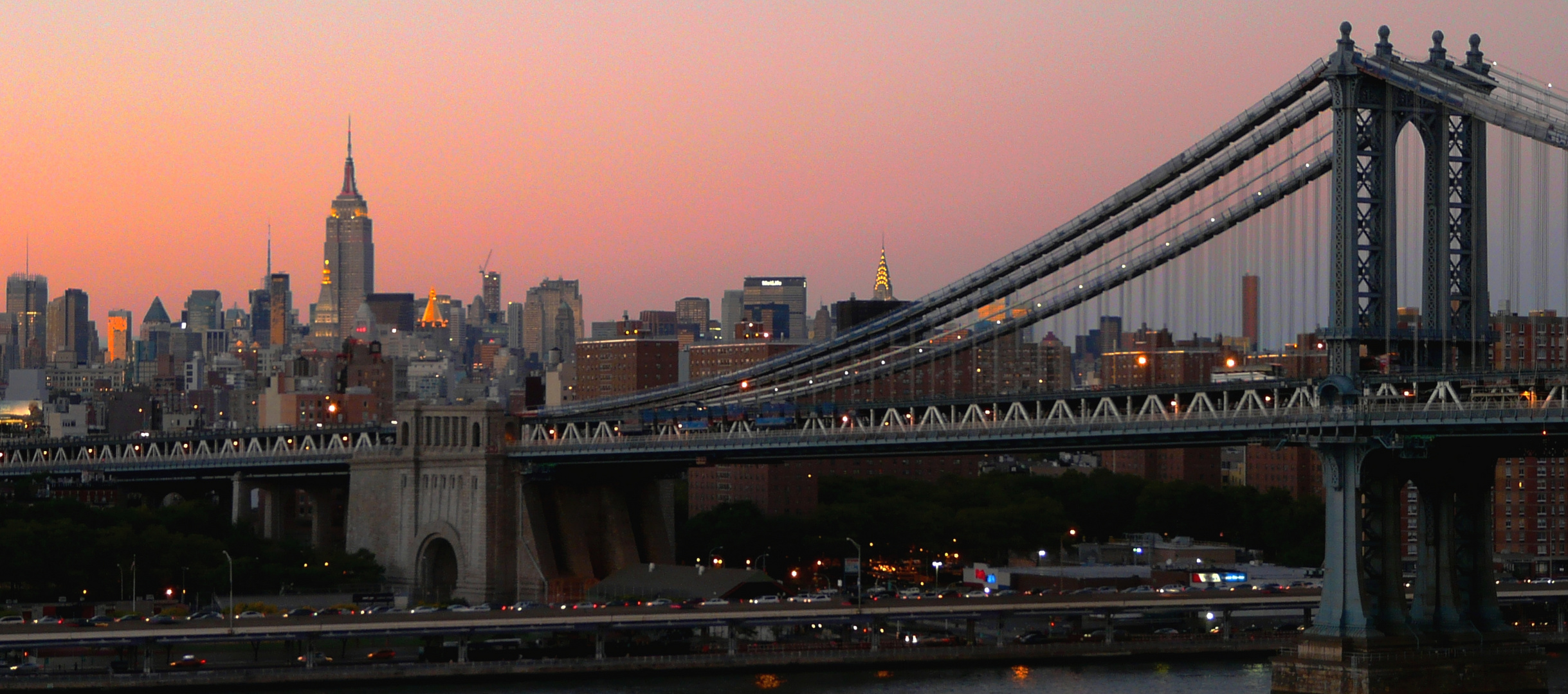 Manhattan statt Mainhattan