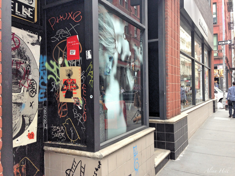 Manhattan Streetdesign