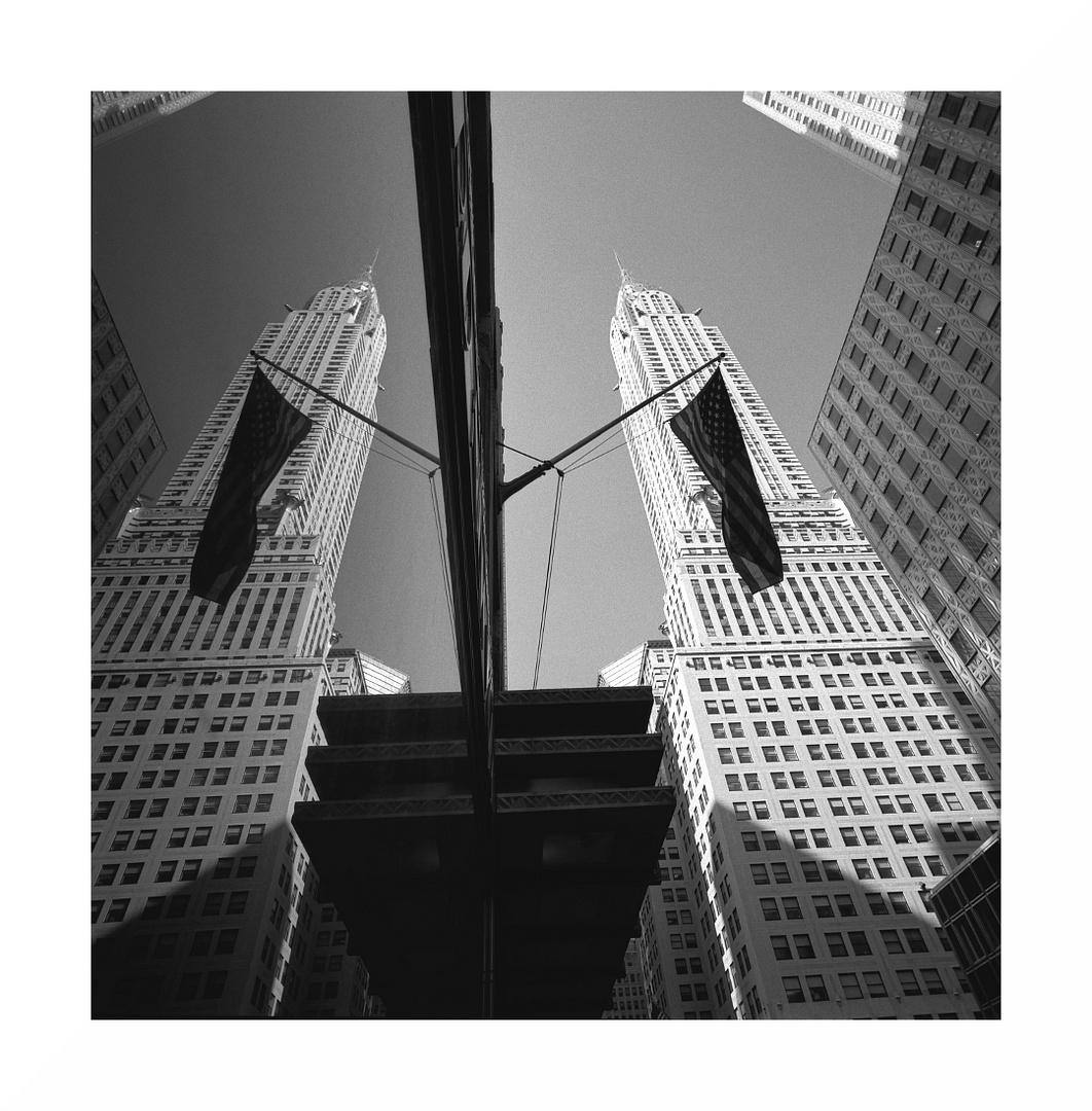 Manhattan Superwide: Crysler Building