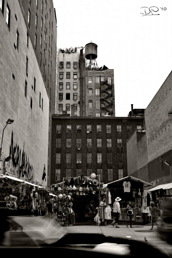 Manhattan - tetti - 07