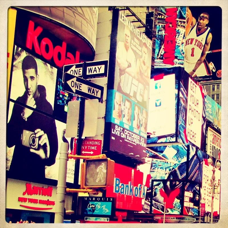 Manhattan - Times Square