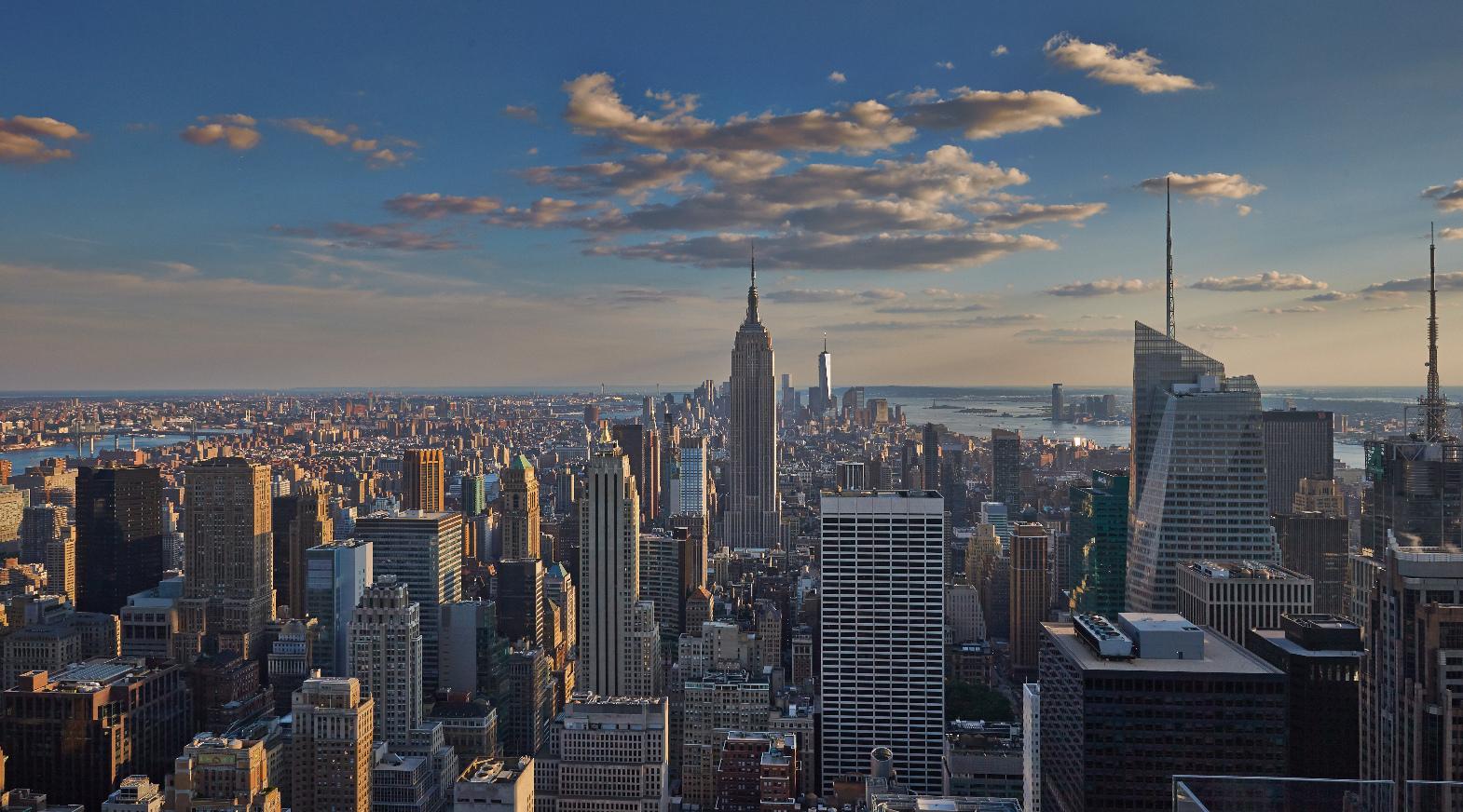Manhattan - Top of the Rocks