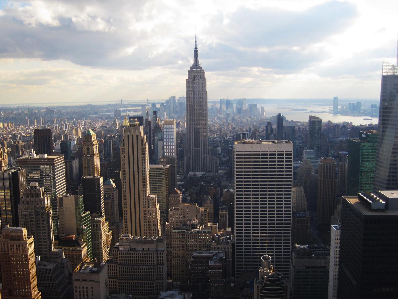 Manhattan,New York by day