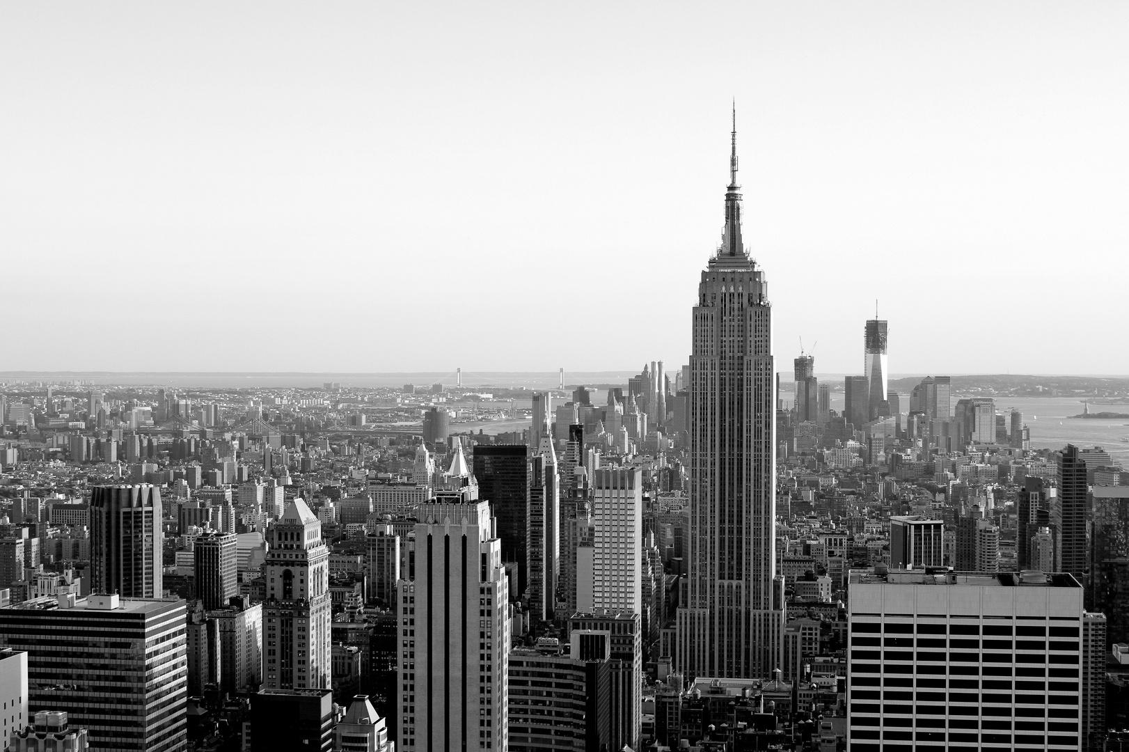 Manhattan....view.