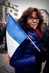 Manif' anti-Hollande - 1 -