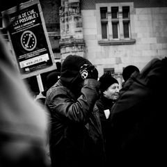 Manif' anti-Hollande - 6 -