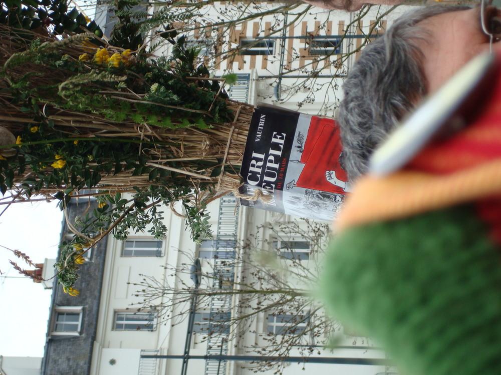 manif mars 2008 à rennes contre les OGM