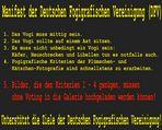 Manifest der Fogigrafischen Vereinigung (Reload)