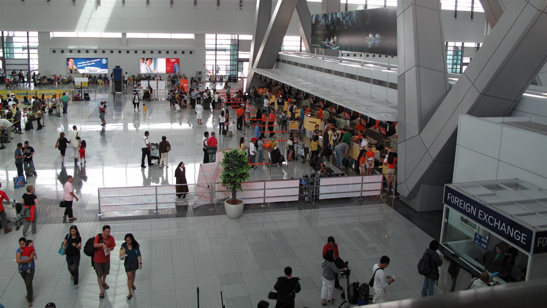 Manila-Airport Terminal 3