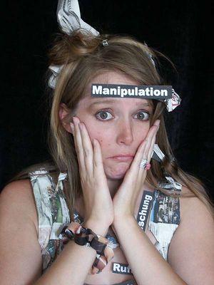manipuliert