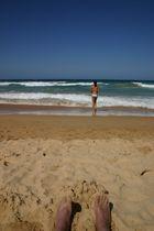 Manly Beach bei Sydney