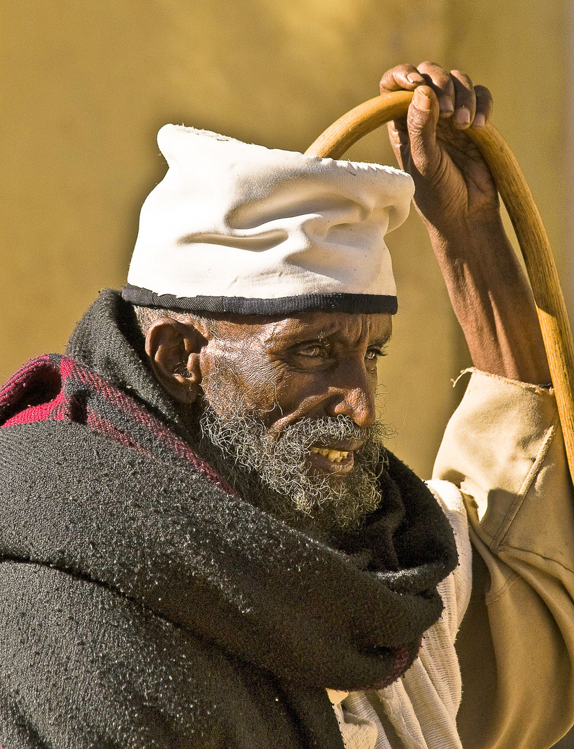 Mann / Äthiopien 11.2010