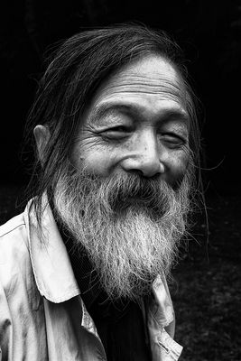 Mann aus Japan
