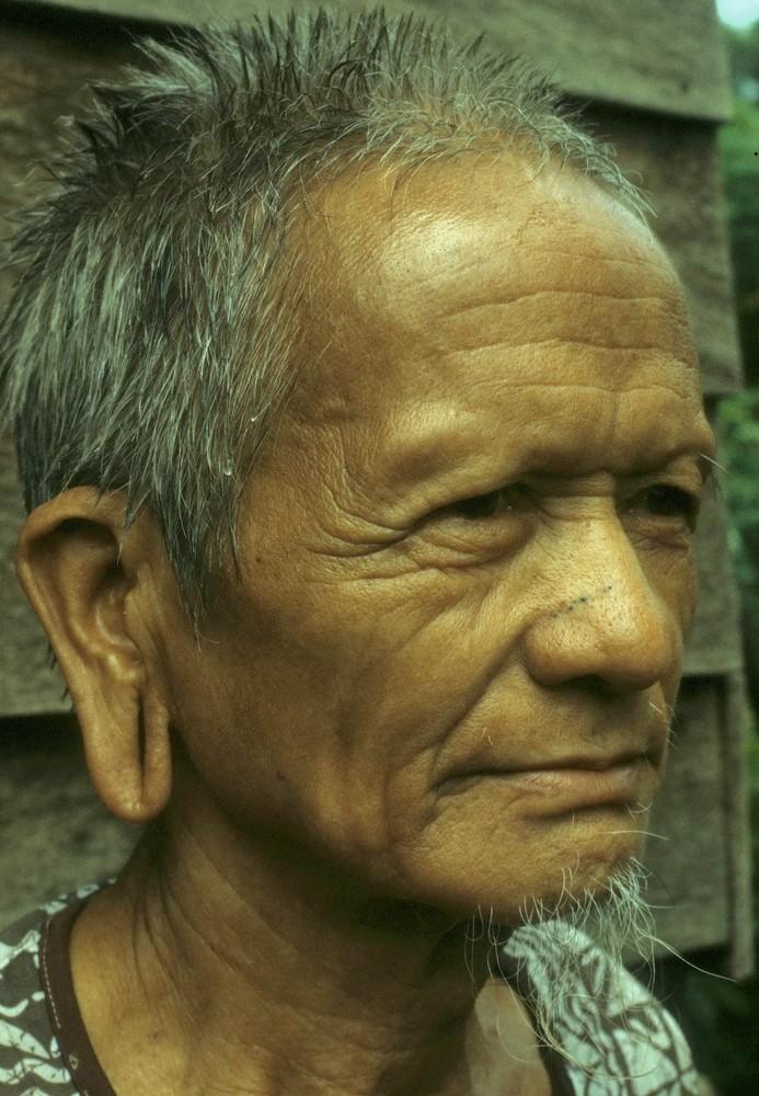 Mann aus Long Lame