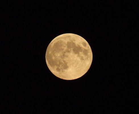 Mann im Mond?!